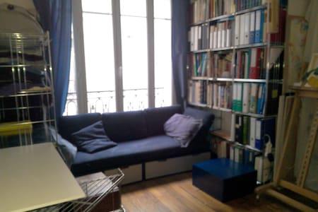 Studio in the heart of Paris