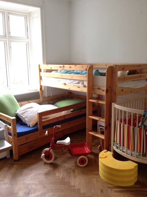 Childrens/ekstra bedroom