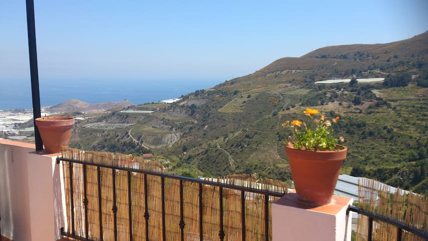 Rent a House Alpujarra and Beach - Gualchos - Casa