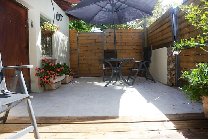 Zimmerise Kfar Saba ☀☀ 2BDR unit + private garden