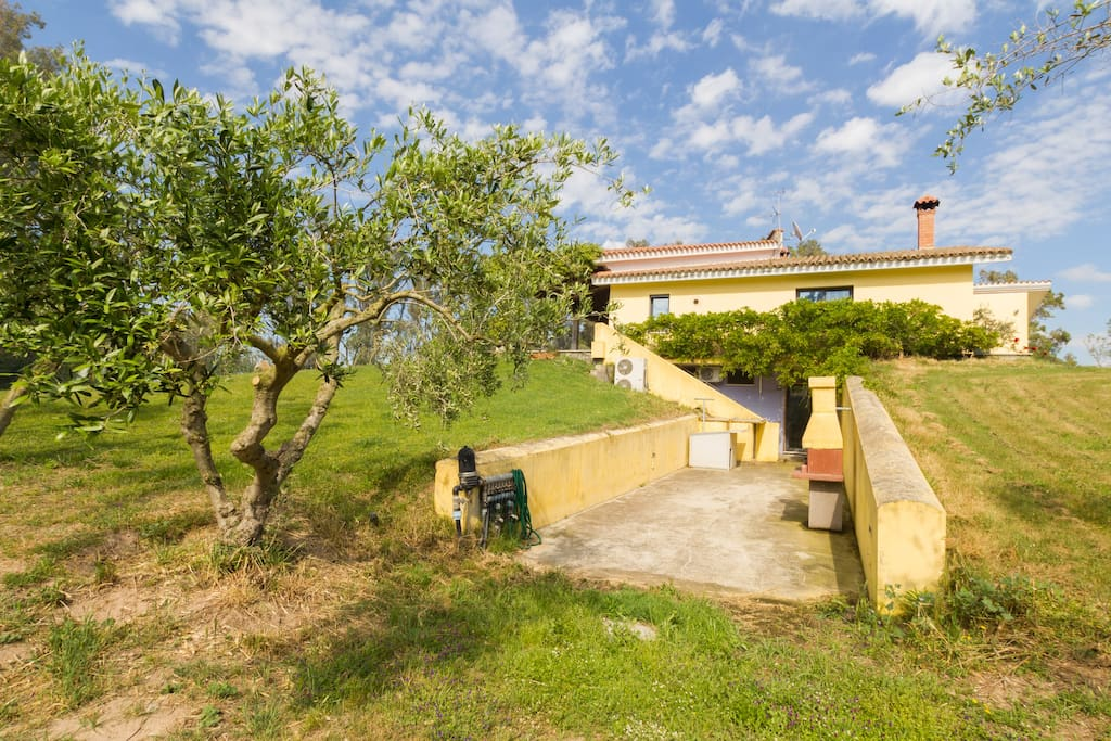panoramica ingresso,  lovely apartment in Villa Ada SardiniaOvest
