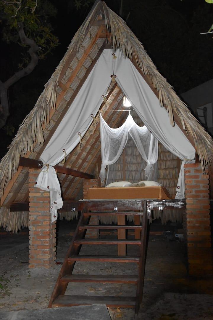 As cabanas