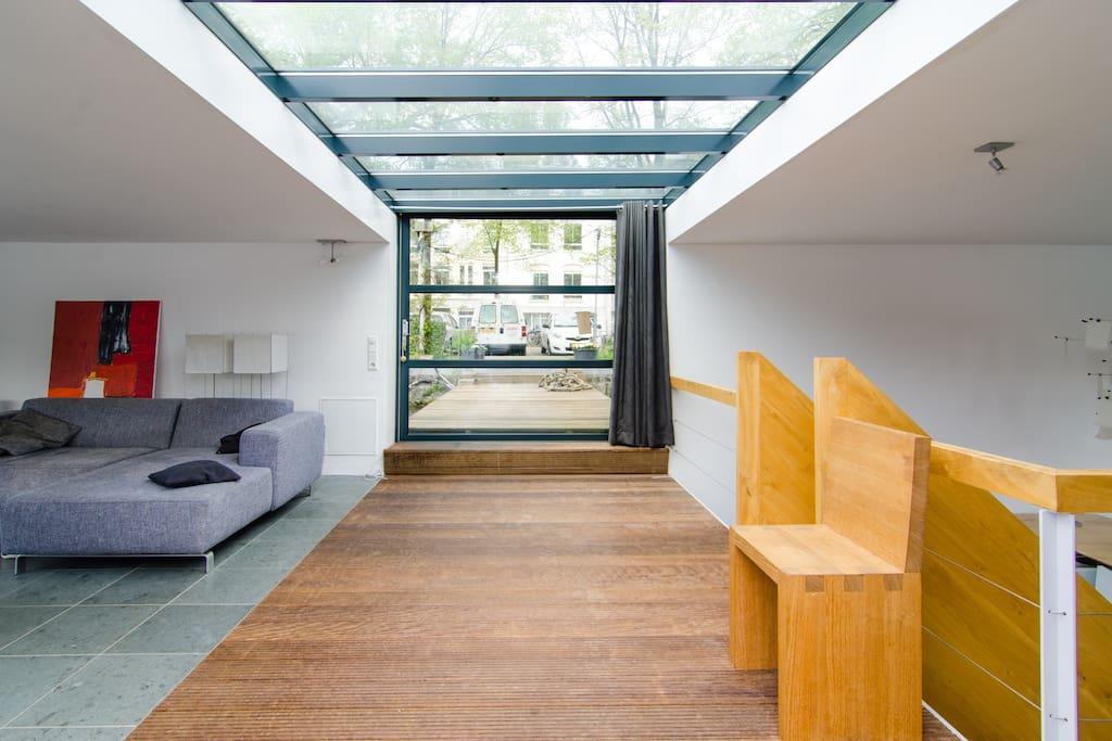Exclusive houseboat amsterdam center casas bote en alquiler en msterdam holanda - Alquiler casa amsterdam ...
