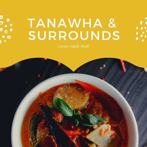 Guidebook for Tanawha & Surrounds