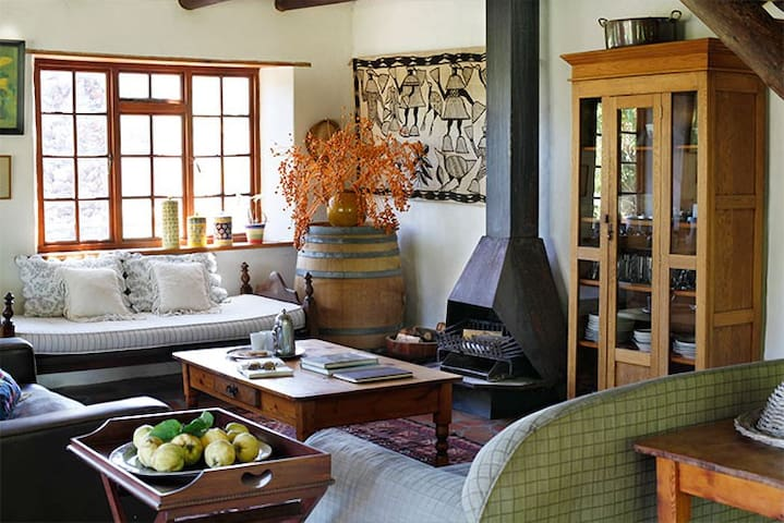 Kloofzicht Estate Country GuestHouse - Tulbagh - House