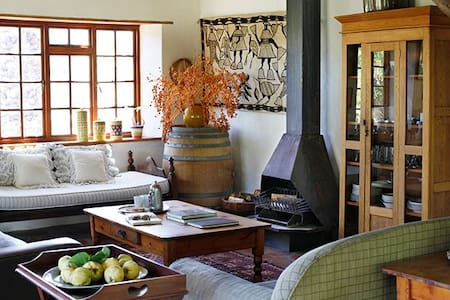 Kloofzicht Estate Country GuestHouse - Tulbagh - Hus