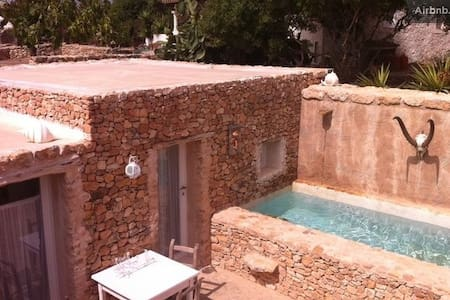 Cute Place! Mini Pool / WiFi /AC - Formentera