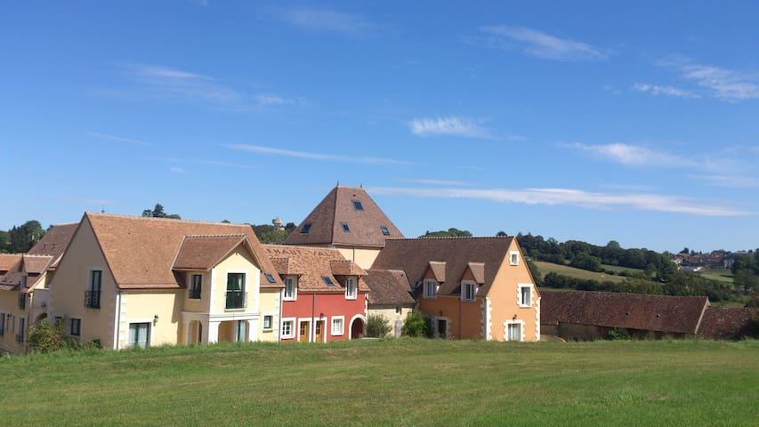 Lovely Golf Home in Normandy - Bellême - Hus
