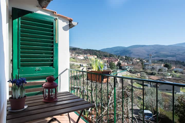 Sweet stay in Florence countryside