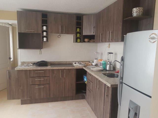 Mini departamento para corta estancia en Quito
