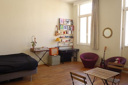 Studio à Saint-Gilles (Bruxelles) proche centre - Lakás