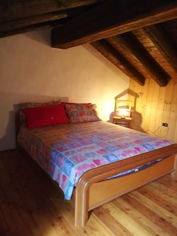 camera da letto - soppalco