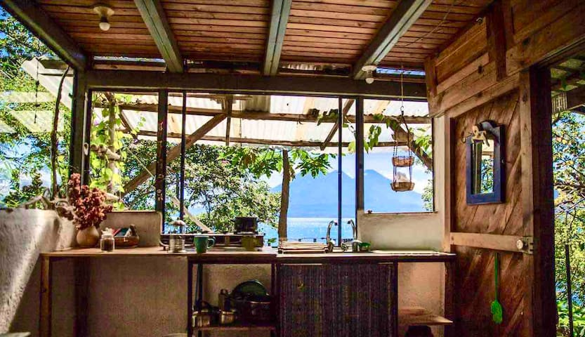 Eco Nest on Lake Atitlan