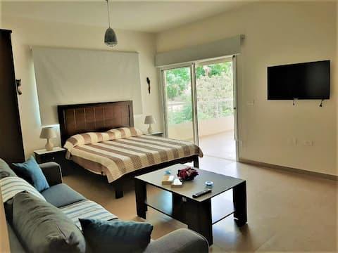 Riverside Apartment great location near beach C401