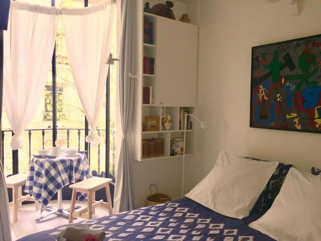 Magnifique chambre privée maison Trocadéro .