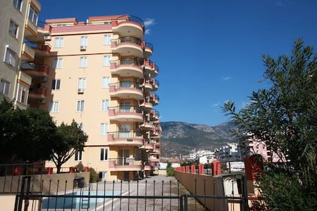 290m from the sea apartnents - Alanya - Wohnung