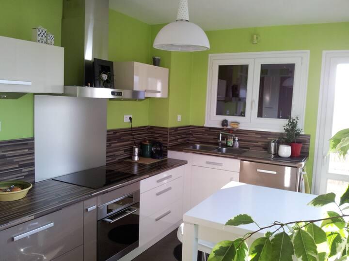 Appartement de 97 m²-Découvrir Mende et la Lozère