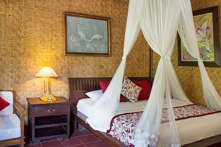 Jati homestay - Single room - Ubud - Bed & Breakfast