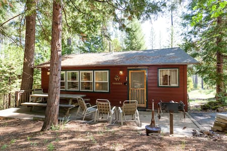 Cabin at Lake Vera, Nevada City - Nevada City