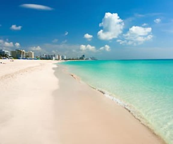 Beach Lovers Paradise...we are located just 1 block from the Beach!