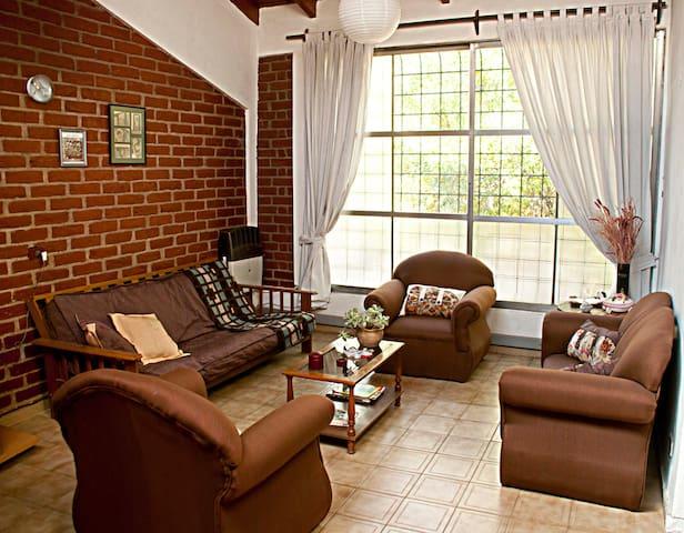 Entire home/apt in Mendoza - เมนโดซา - บ้าน