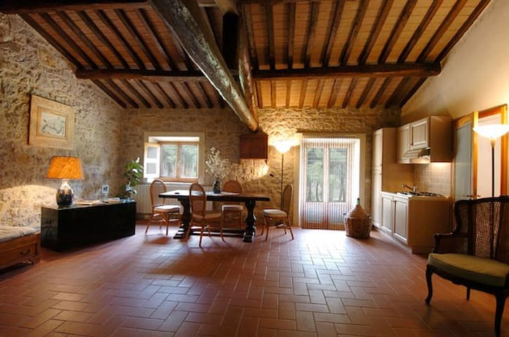 Agriturismo Montecchio Pineta - Grosseto - Apartemen