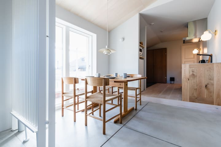 Cozy eco conscious Apartment in Karuizawa