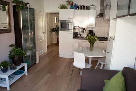 Nice and cosy apartment with garden - Utrecht - Lakás