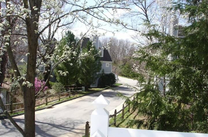 Peaceful Loft Villa on SPA grounds