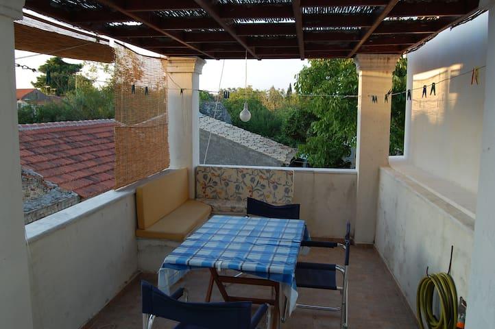 Family house a Corfu - Lefkimmi - House