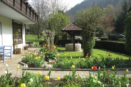 House Edelbrünnele - Wälderblick - Kandern