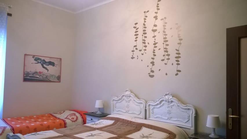 bel bilocale comodo al centro - Turin - Appartement en résidence