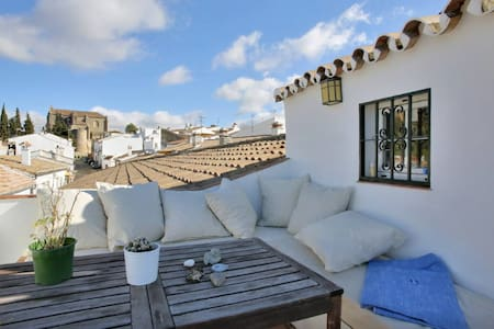 Lovely House with amazing Terrace - Ronda