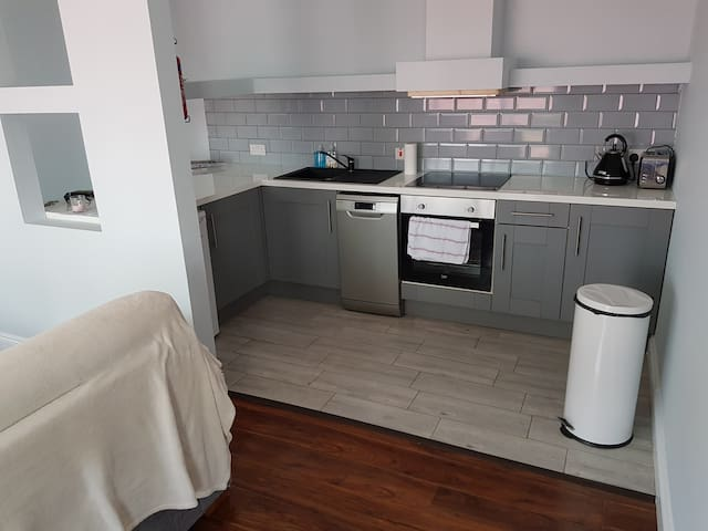 3Bedroom(6 full beds/2folding bed)City Centre Apt