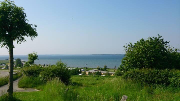 Ferienwohnung Ostsee bei FlensburgStrandnähe Kajak