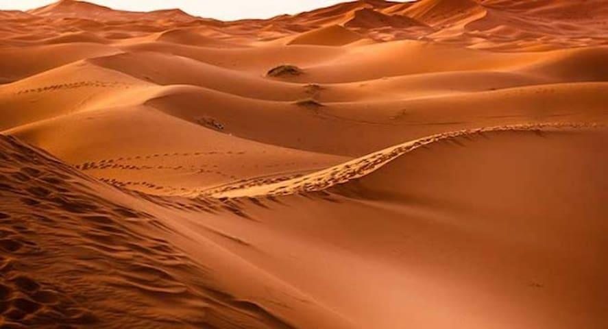 Dunes d'or OUARGAGA