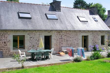 Exceptionnelle maison avec jardin