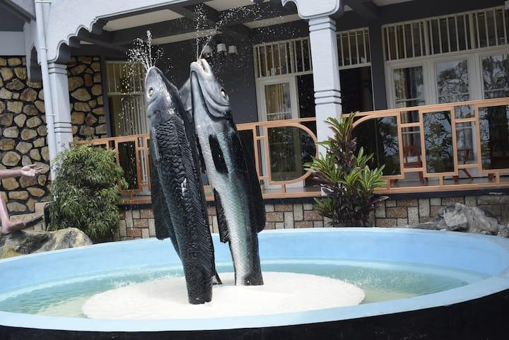 KIVU PEACE VIEW HOTEL