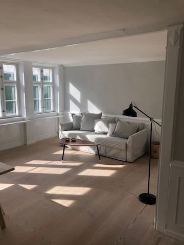 Best Airbnb location in Copenhagen