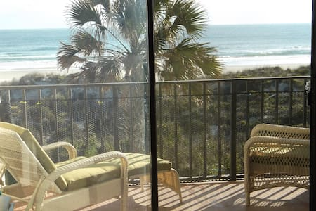 """Condo Delight"" Ocean & Beach Front - Saint Augustine - Lejlighedskompleks"
