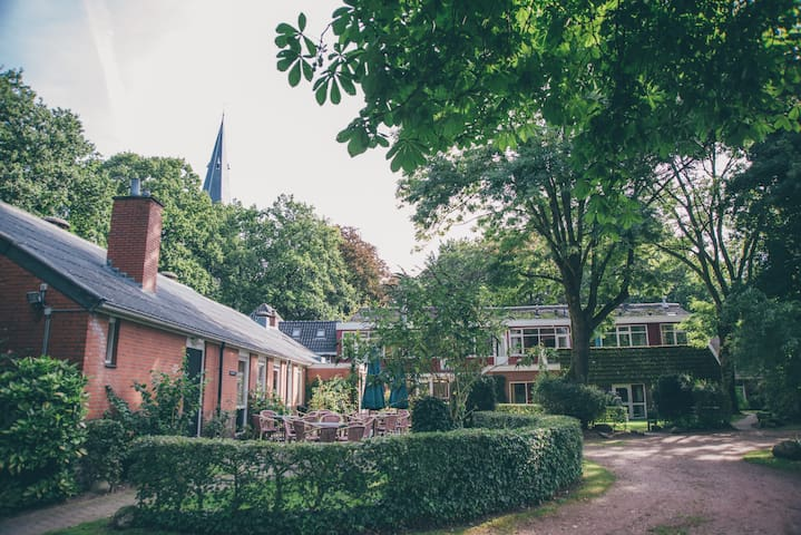 32p. accommodatie de 'Vlindertuin' - Sleen - Apartment