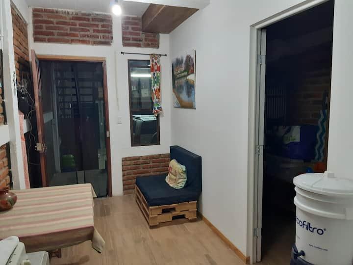 Casa Indiana ( Apartamento Acogedor)