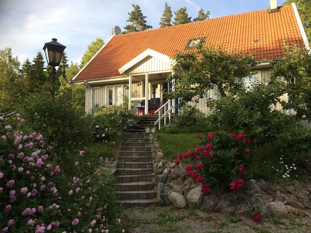 Charming villa on the countryside