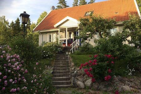 Charming villa on the countryside - Knivsta C - Villa