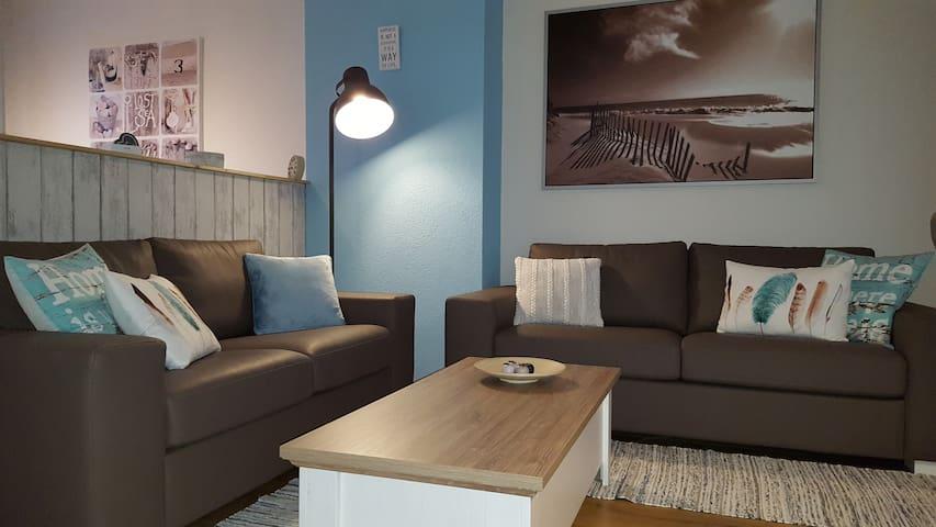 Casa Desi, appartement centrum Zandvoort aan Zee - Zandvoort - Apartamento