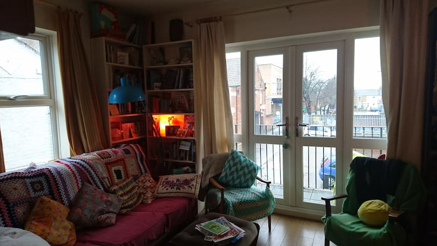 Homely place off cowley road with 2 doubles - Oxford - Apartamento