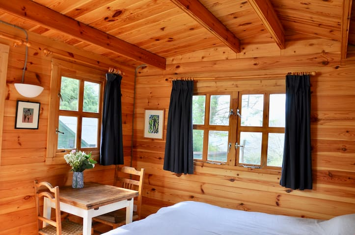 Private Cabin Stroud Woodside Retreat - Cotswolds