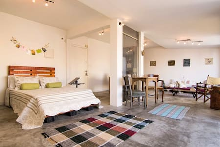 Penthouse estudio FREE WIFI - Montevideo