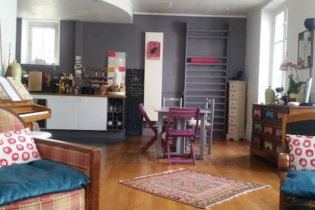 Appartement d'artiste  près Paris - Le Vésinet