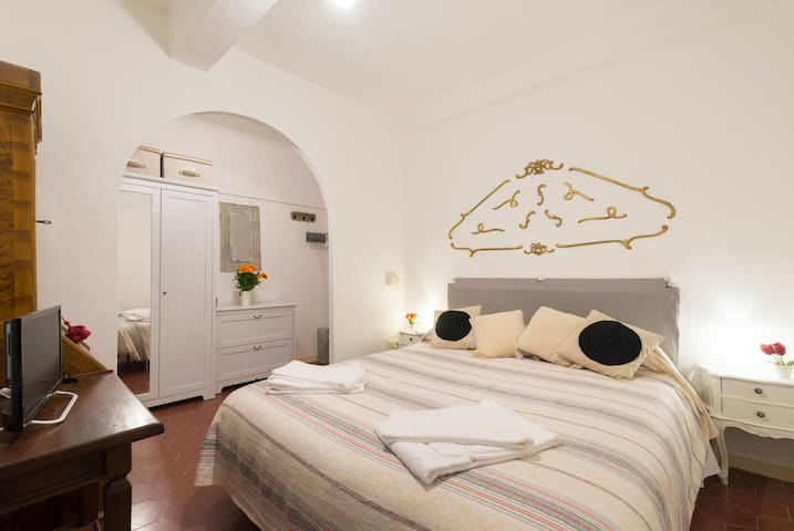 Delightful flat in the center